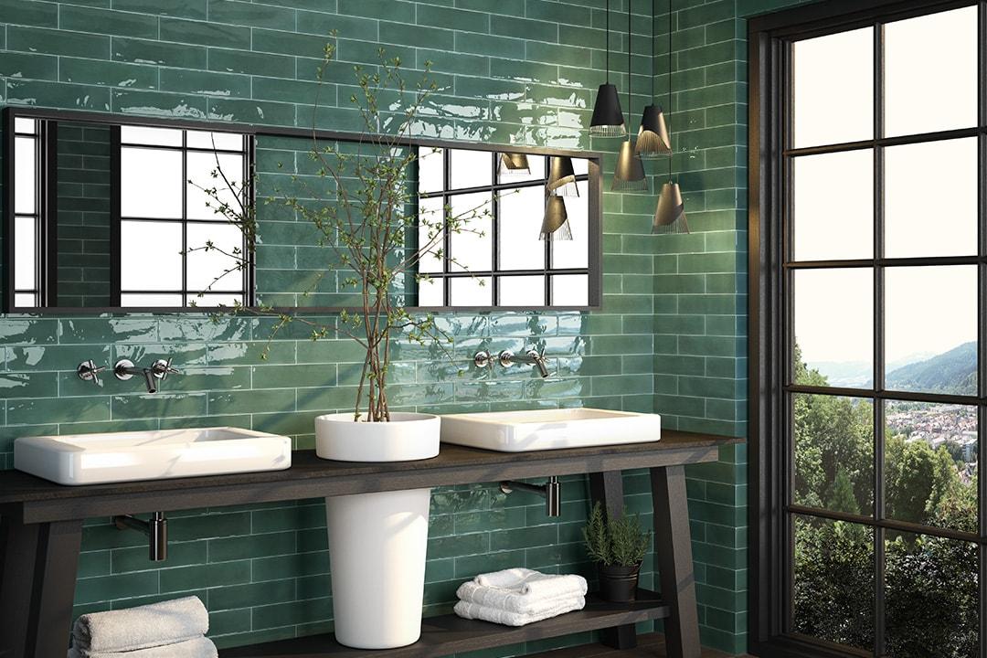 Badideen f r traumb der ideen f r die badgestaltung for Bad wc fliesen ideen