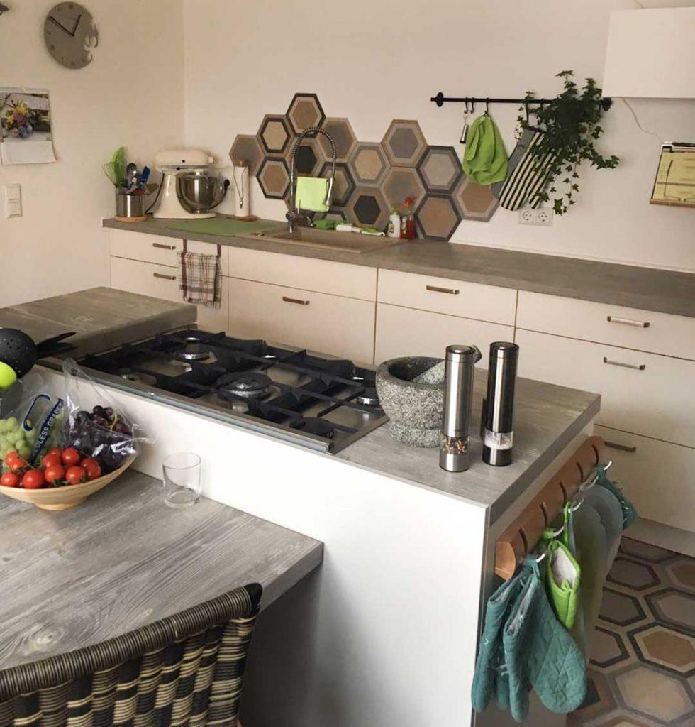 Kreative Küche - Fliesen Sale